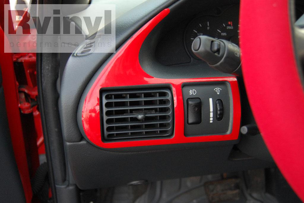 Dash Kit Decal Auto Interior Trim Chevy Cavalier 2000 2005