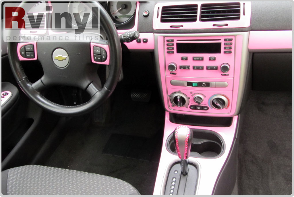 dash kit decal auto interior trim chevy cobalt 2005 2010 ebay. Black Bedroom Furniture Sets. Home Design Ideas