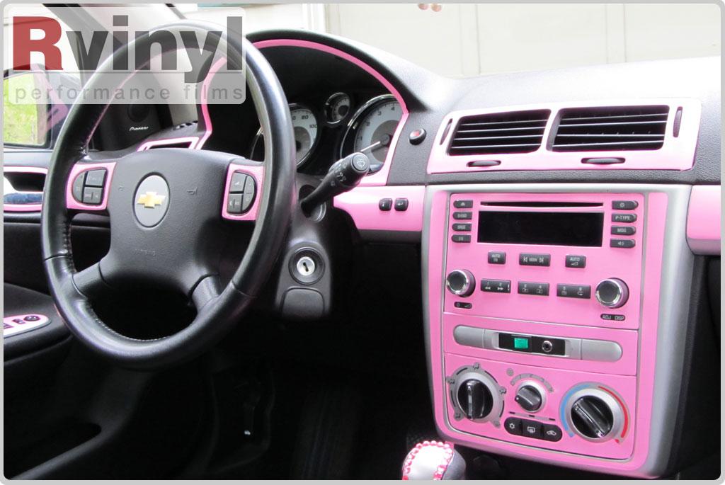 dash kit decal auto interior trim chevy cobalt 2005 2010 ebay. Black Bedroom Furniture Sets. Home Design Ideas