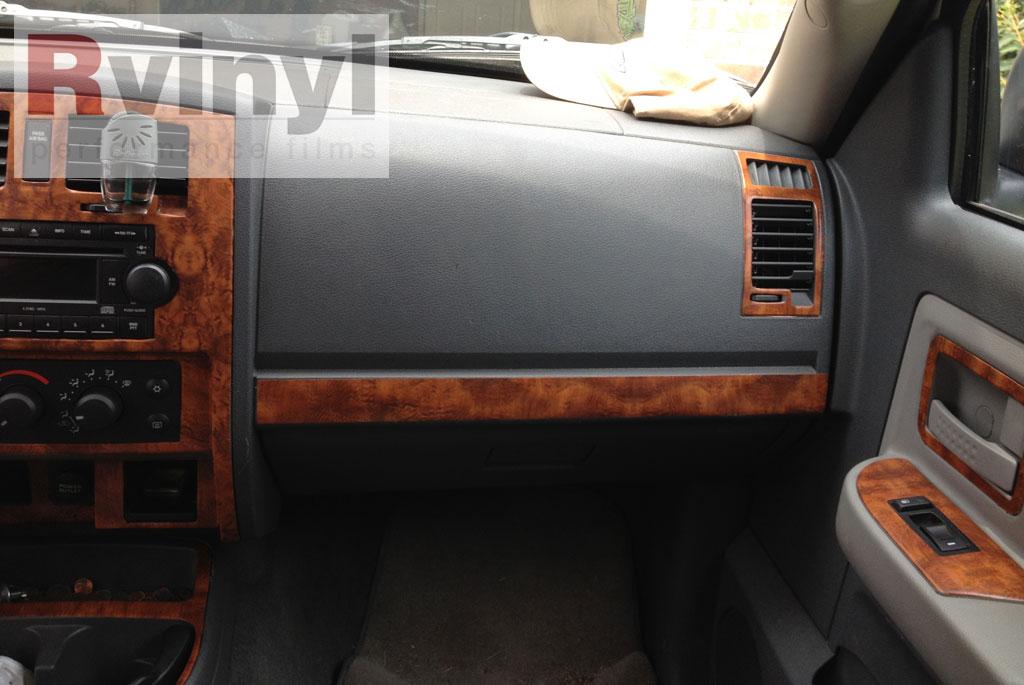 Dash Kit Decal Auto Interior Trim Dodge Dakota Quad Cab 2001