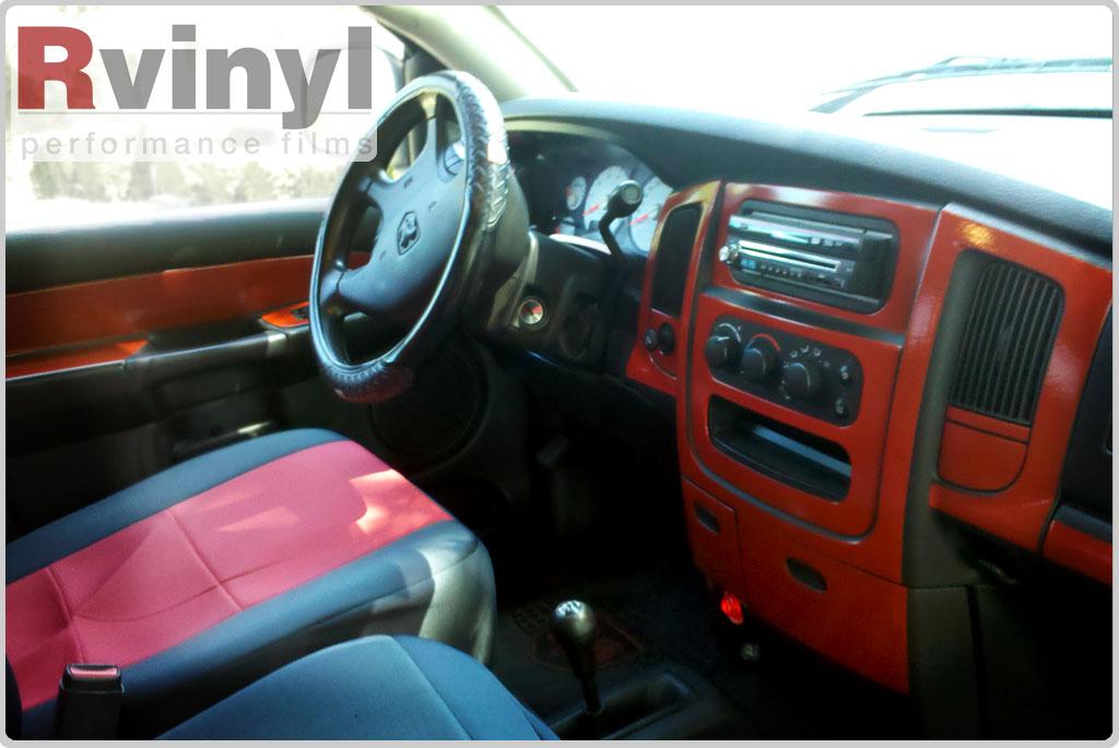 Dash kit decal auto interior trim dodge ram quad cab 2002 - 2005 dodge ram 1500 interior parts ...