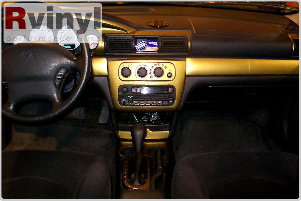 Dash Kit Decal Auto Interior Trim Chrysler Sebring Stratus Sedan 2001 2006 Ebay