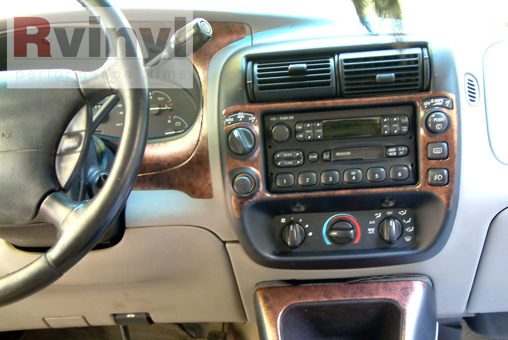 1999 Ford Explorer Dash Kit
