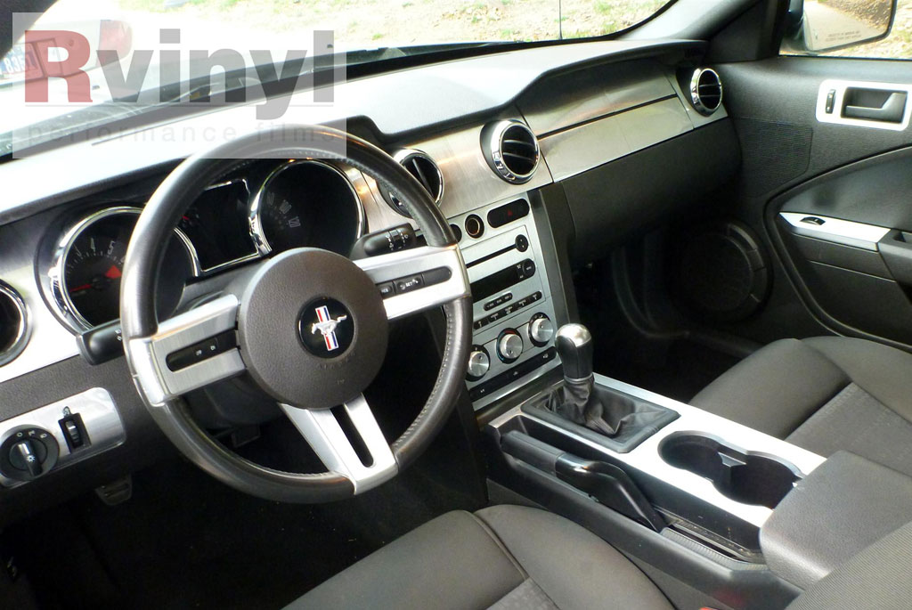 Dash Kit Decal Auto Interior Trim For Ford Mustang 2005