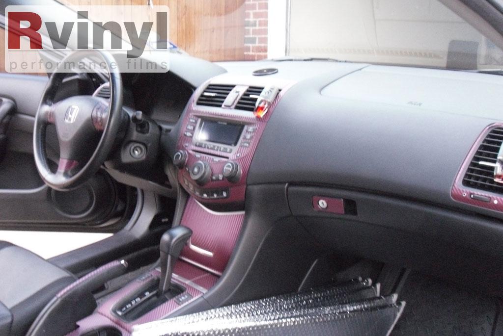 dash kit decal auto interior trim for honda accord 2003. Black Bedroom Furniture Sets. Home Design Ideas