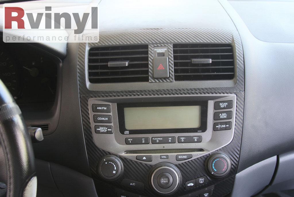 Dash Kit Decal Auto Interior Trim For Honda Accord 2003