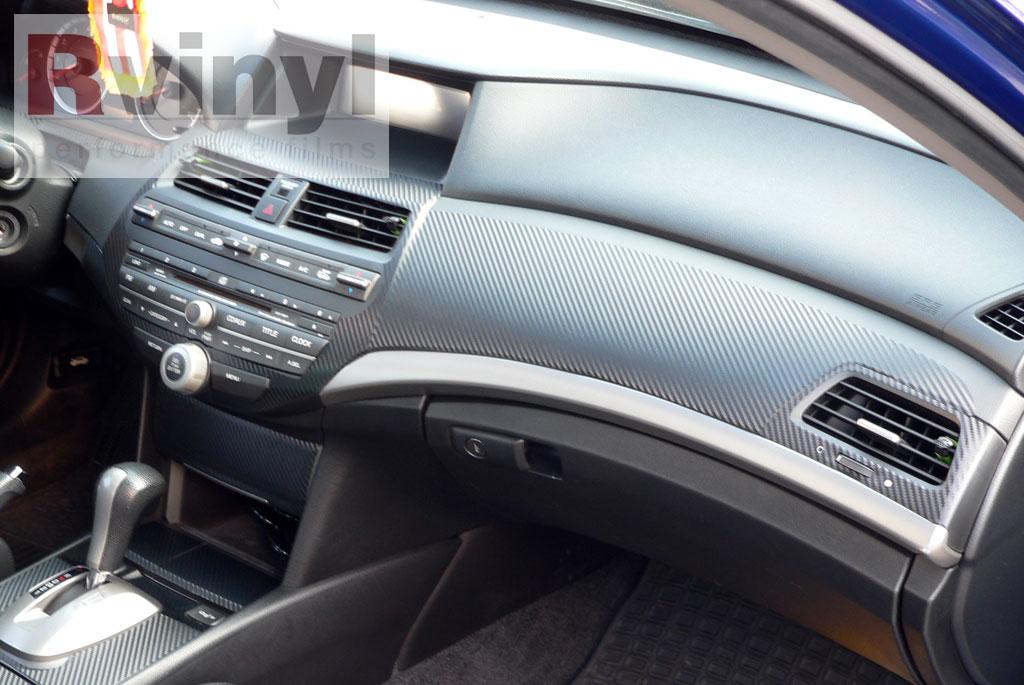 Dash Kit Decal Auto Interior Trim For Honda Accord 2008