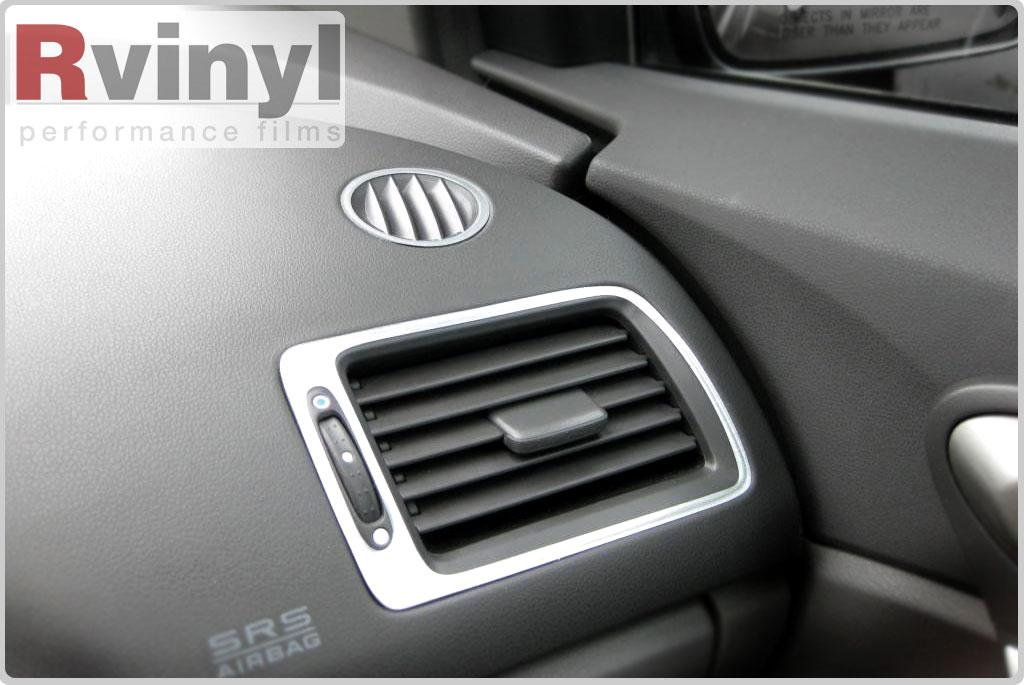 dash kit decal auto interior trim for honda civic 2006 2011. Black Bedroom Furniture Sets. Home Design Ideas