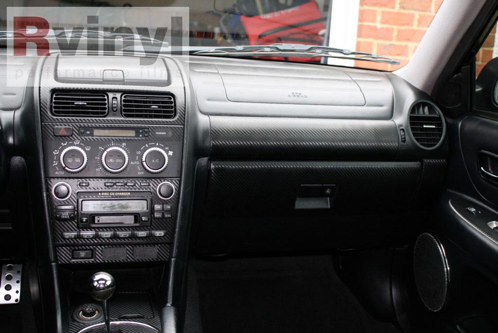 Dash Kit Decal Auto Interior Trim For Lexus Is 300 2001