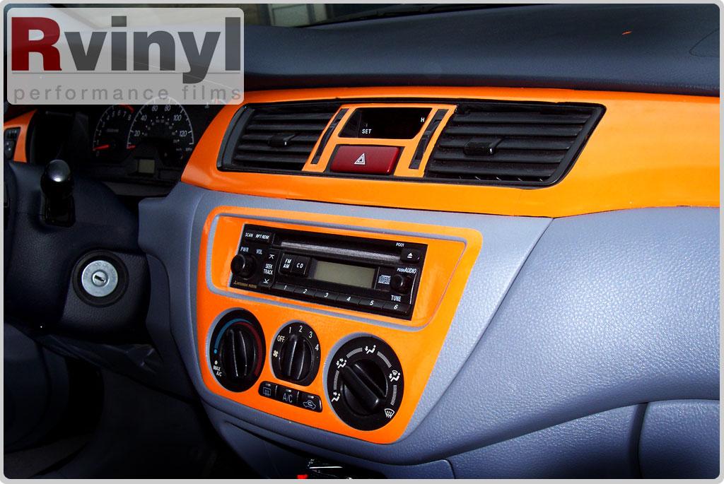 Dash Kit Decal Auto Interior Trim For Mitsubishi Lancer    Evolution 2002