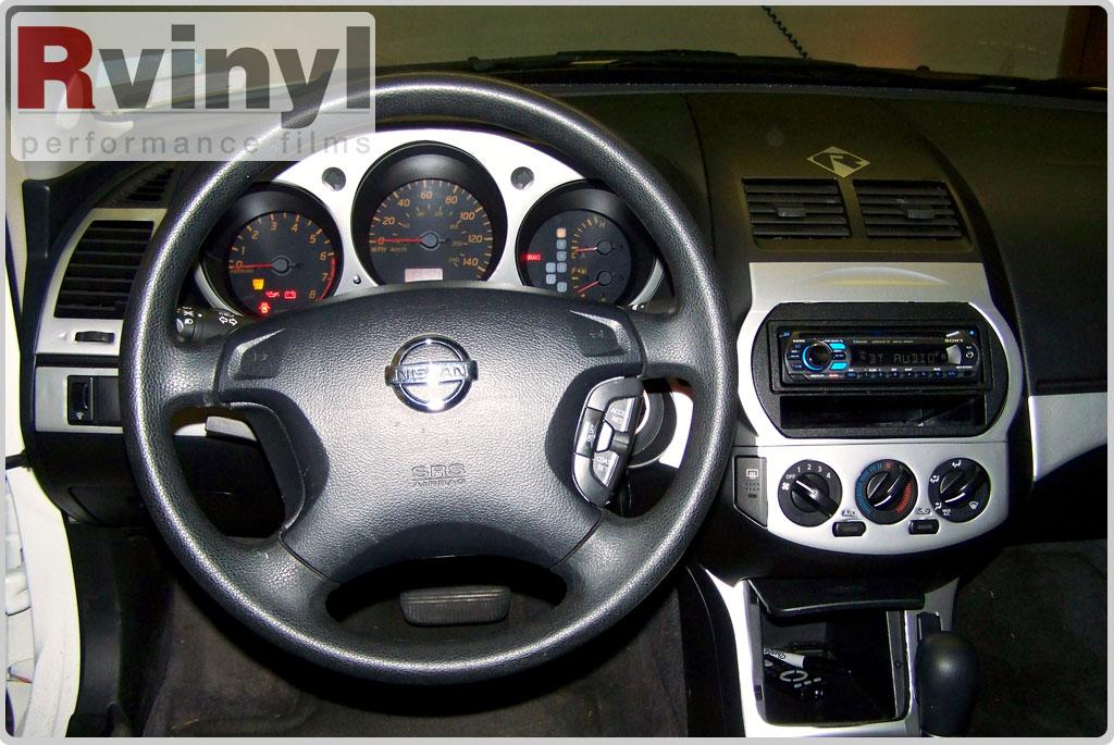 Dash Kit Decal Auto Interior Trim For Nissan Altima 2002