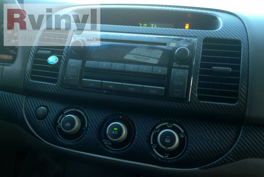 Dash Kit Decal Auto Interior Trim For Toyota Camry 2002