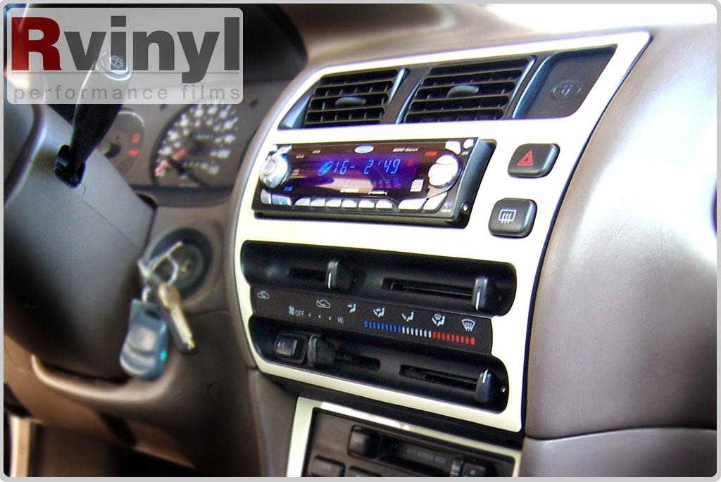 Dash Kit Decal Auto Interior Trim For Toyota Corolla 1994