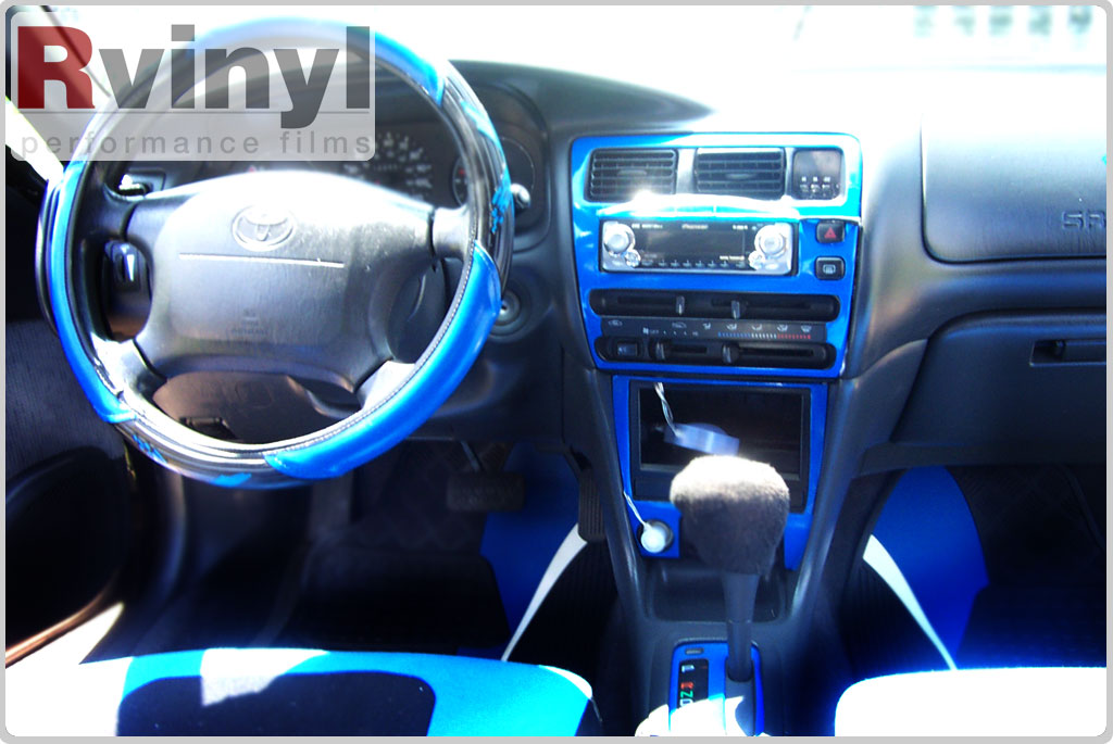 Dash Kit Decal Auto Interior Trim For Toyota Corolla 1998 2002 Ebay