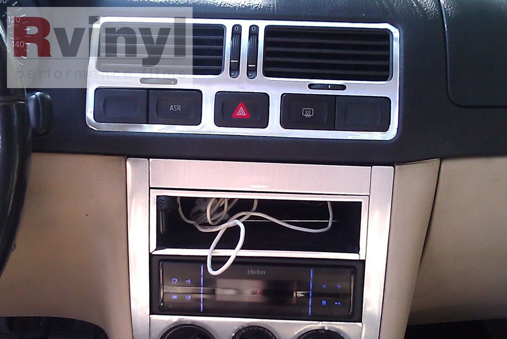 dash kit decal auto interior trim for volkswagen jetta gti golf 1999 2005 ebay. Black Bedroom Furniture Sets. Home Design Ideas