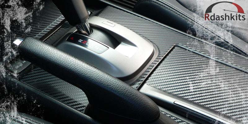 Carbon Fiber Dash Kits