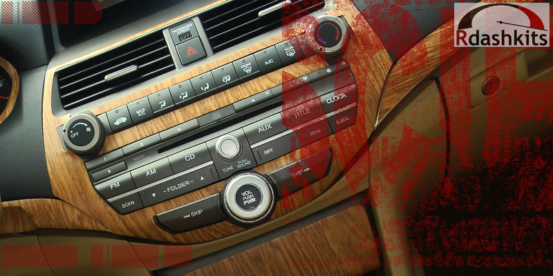 Wood Dash Kits