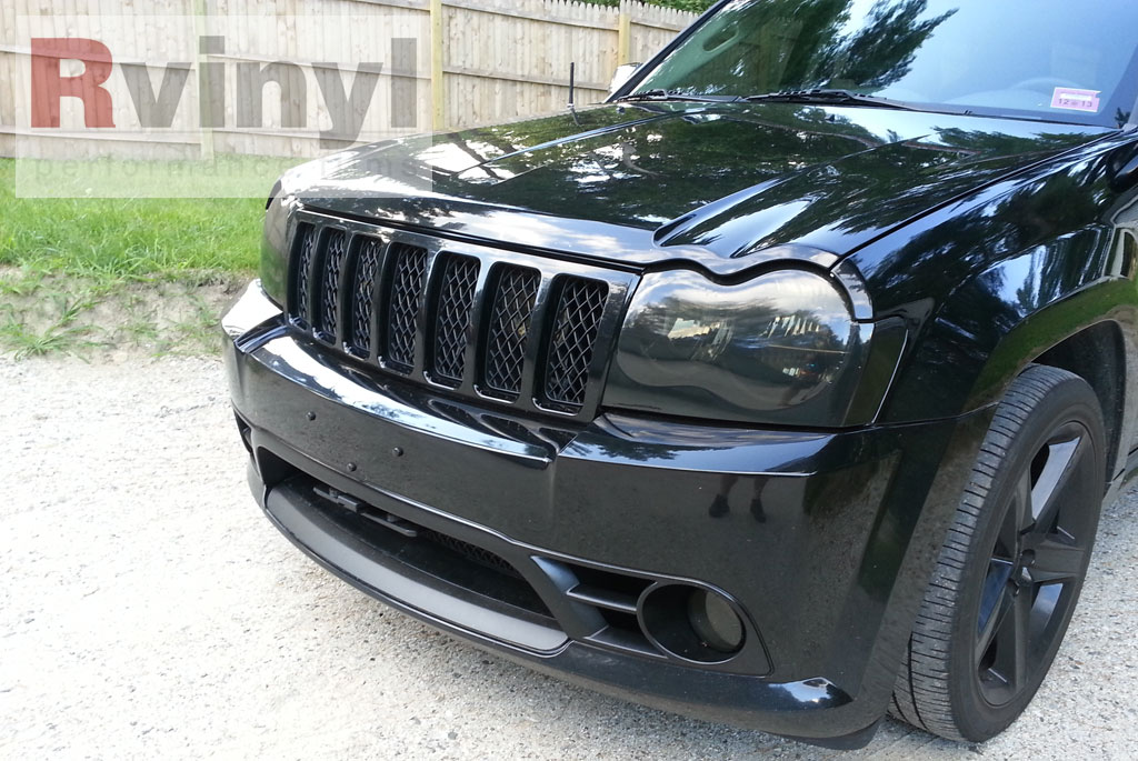 how to grand cherokee wk open clear overhead lamp
