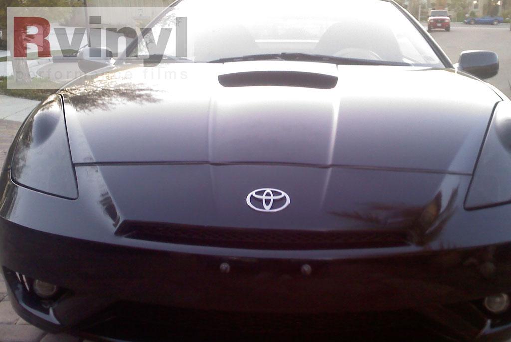Pro Precut Smoke Headlight Tint Film Kit Toyota Celica
