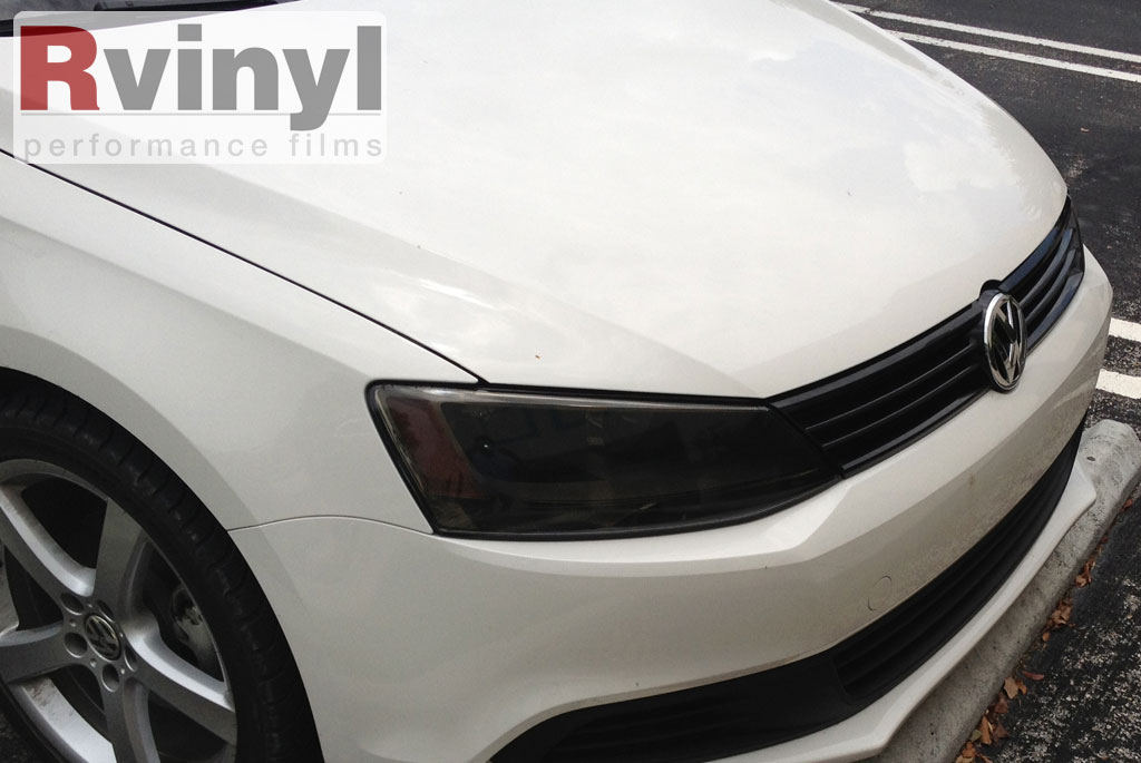 Pro Precut Smoke Headlight Tint Film Kit Volkswagen Jetta