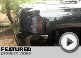2007 Chevrolet Silverado LTZ Headlight Kit Slide Show