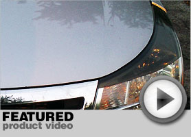 Smoked Headlight 2008-2011 Ford Focus Tail Light Tint