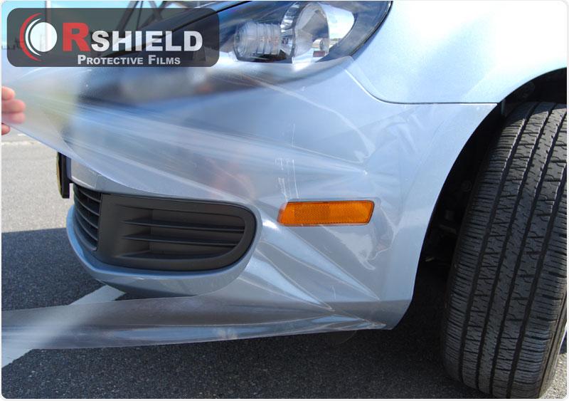 Pro precut paint protection film bumper kit toyota avalon for Car paint protection film cost
