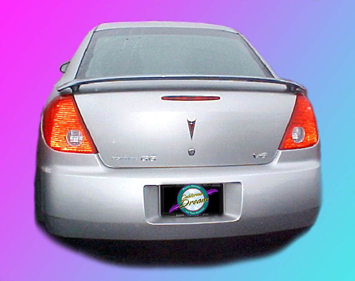 2007 Ford Five hundred Rear Spoilers