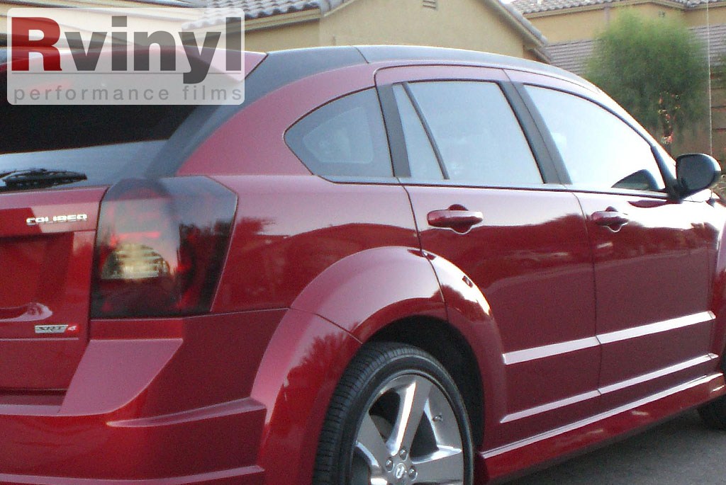 Pro Precut Smoke Taillight Tint Film Kit Dodge Caliber
