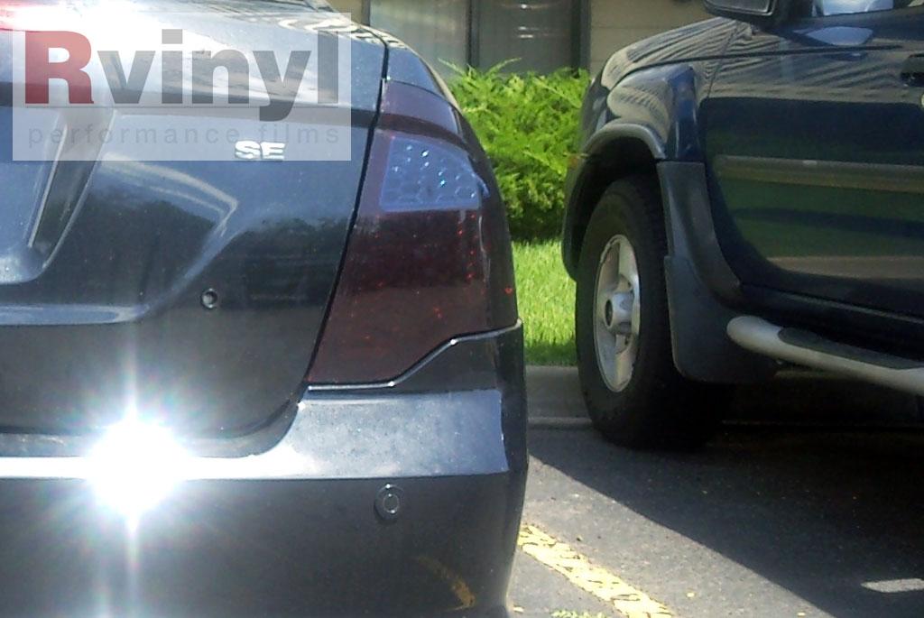 Pro Precut Smoke Taillight Tint Film Kit Ford Fusion 2010