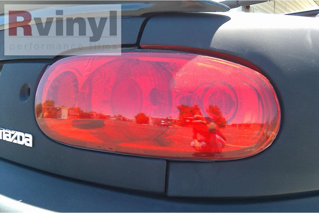 Pro Precut Smoke Taillight Tint Film Kit Mazda Miata Mx 5