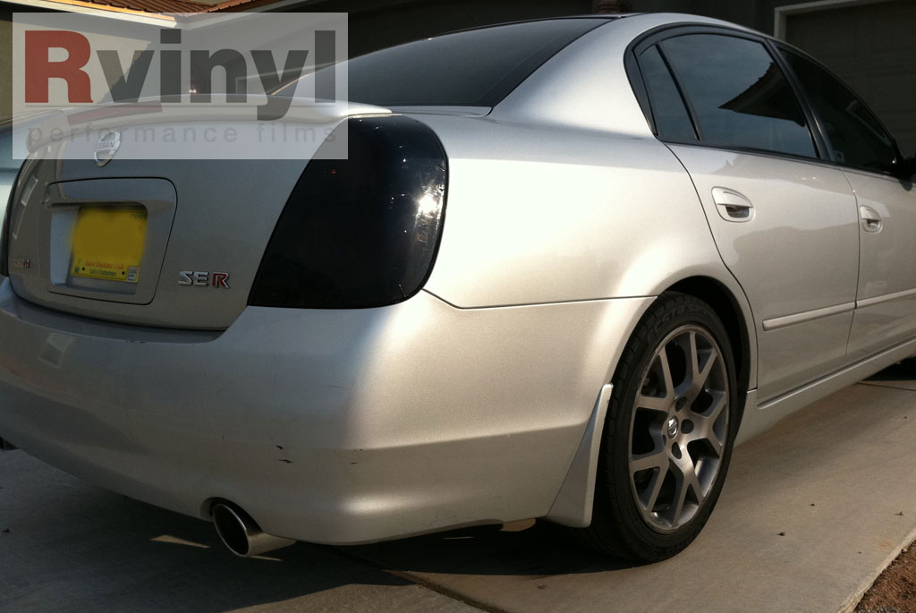Nissan Altima Tail Light Covers Images