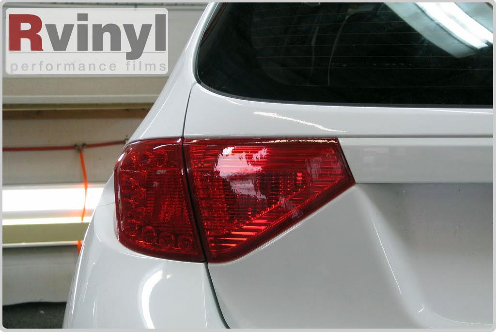 Subaru 7 Passenger >> Pro Precut Smoke Taillight Tint Film Kit Subaru Impreza Hatchback 2008-2011 | eBay