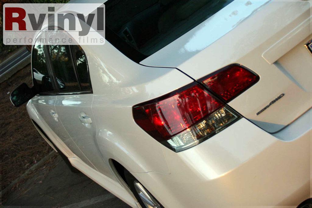 Pro Precut Smoke Taillight Tint Film Kit Subaru Legacy ...