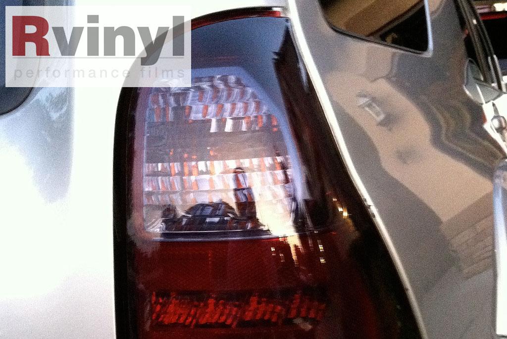 pro precut smoke taillight tint film kit toyota 4runner 2006 2009 ebay. Black Bedroom Furniture Sets. Home Design Ideas