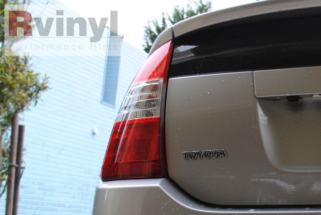 Pro Precut Smoke Taillight Tint Film Kit Toyota Prius 2010