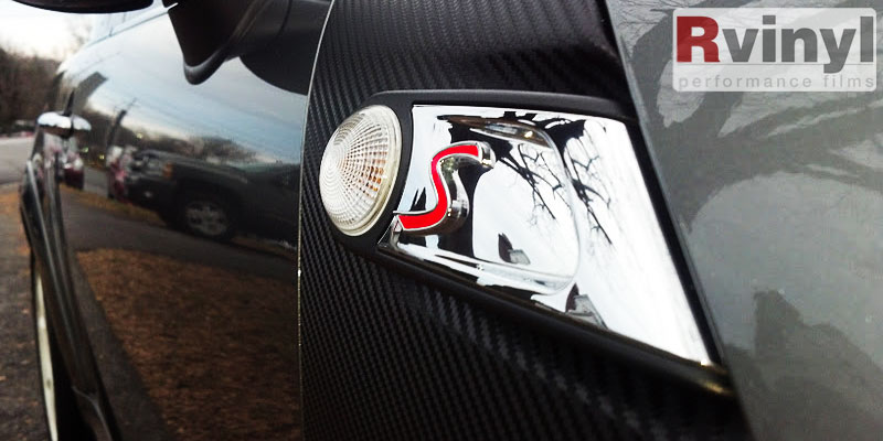 Carbon Fiber Vinyl Wraps