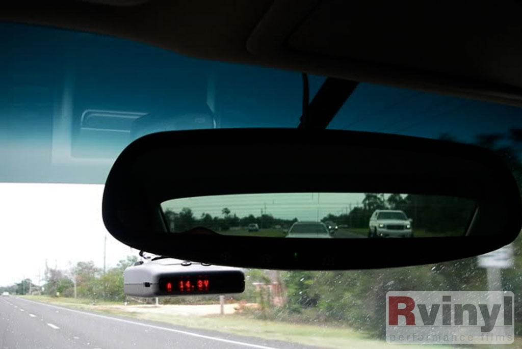 Details about Pro Precut Window Tint Visor Strip Chevrolet Silverado 4 ...